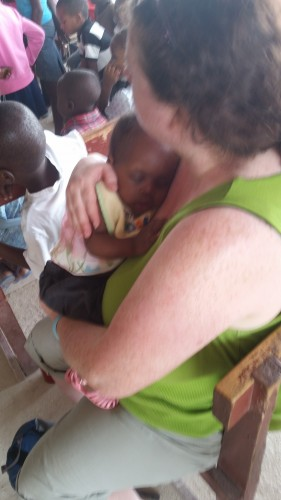 Haiti baby 2015
