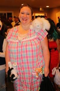 crazy cat lady costume melindatodd