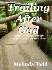 Trailing After God book