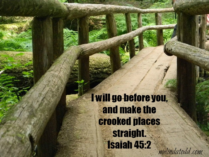 Make Your Crooked Path Straight