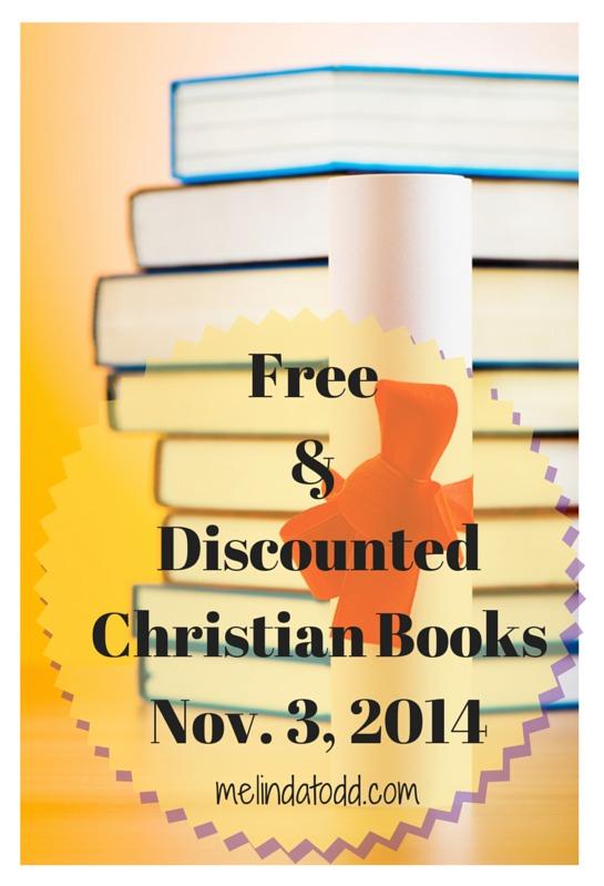 Free & Discounted Christian Books melindatodd