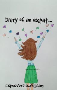 Diary of an Expat by Melinda Todd