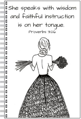 Proverbs 31 Journal by Melinda Todd